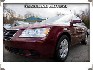 2009 Hyundai Sonata for sale at Rockland Automall - Rockland Motors in West Nyack NY