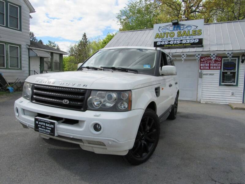 2006 Land Rover Range Rover Sport for sale in Goshen, NY