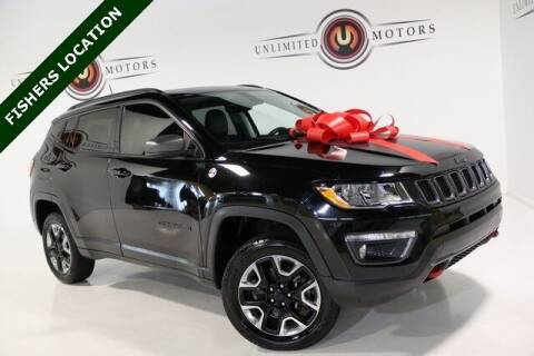 2018 Jeep Compass for sale at Unlimited Motors in Fishers IN