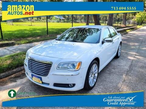 2011 Chrysler 300 for sale at Amazon Autos in Houston TX