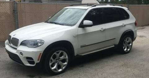 2012 BMW X5 for sale at Zak Motor Group in Deerfield Beach FL