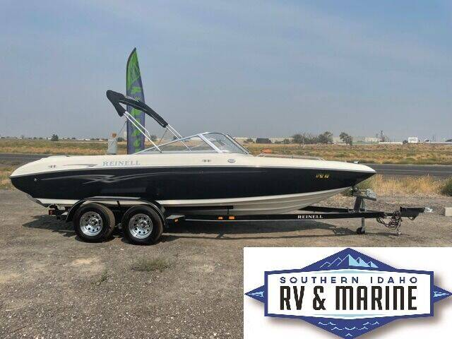 2005 REINELL 203 for sale at SOUTHERN IDAHO RV AND MARINE - Used Boats in Jerome ID