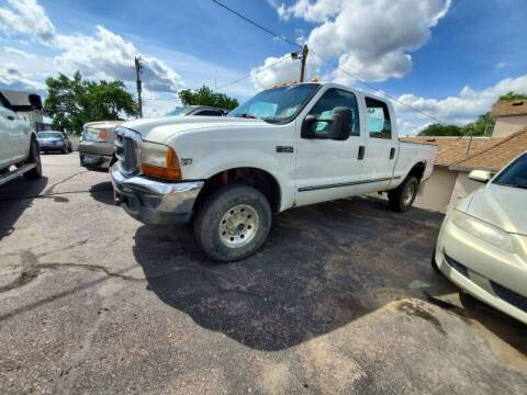 1999 Ford F-250 Super Duty for sale at Geareys Auto Sales of Sioux Falls, LLC in Sioux Falls SD