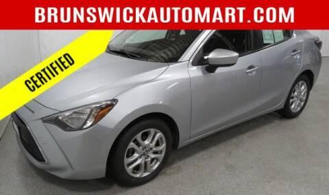 2017 Toyota Yaris iA for sale at Brunswick Auto Mart in Brunswick OH