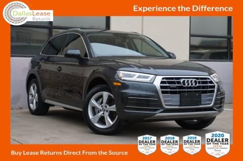 2020 Audi Q5 for sale at Dallas Auto Finance in Dallas TX