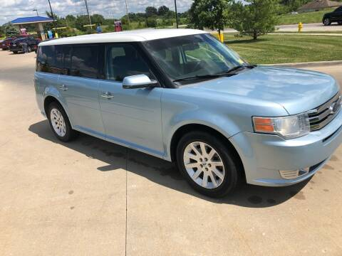 2009 Ford Flex for sale at Nice Cars in Pleasant Hill MO