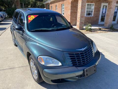 2006 Chrysler PT Cruiser for sale at MITCHELL AUTO ACQUISITION INC. in Edgewater FL