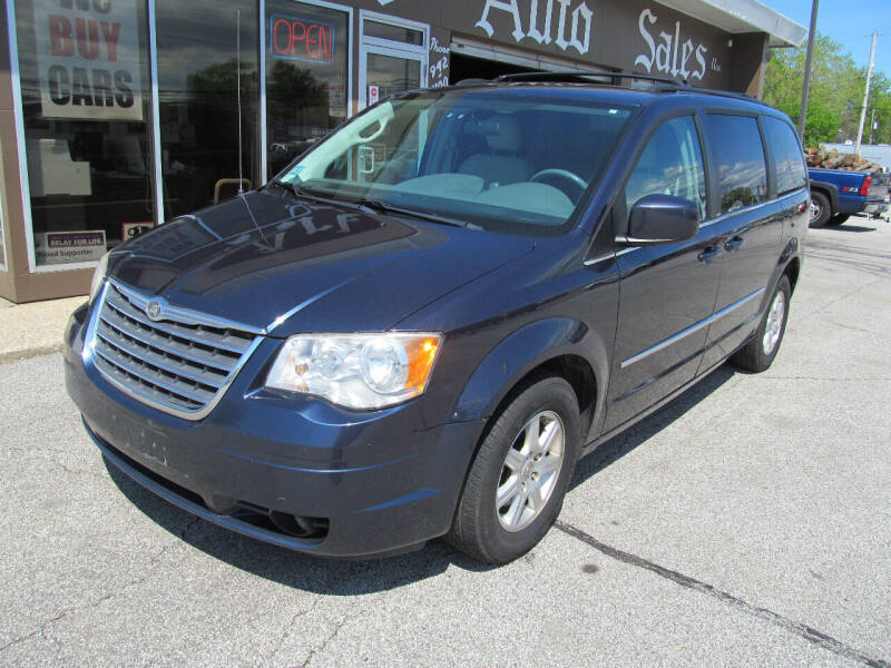 2009 Chrysler Town and Country for sale at Arko Auto Sales in Eastlake OH