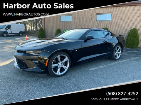 2016 Chevrolet Camaro for sale at Harbor Auto Sales in Hyannis MA