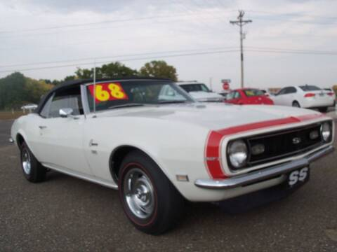 1968 Chevrolet Camaro for sale at Country Side Car Sales in Elk River MN