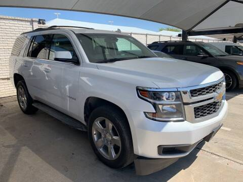 2016 Chevrolet Tahoe for sale at Excellence Auto Direct in Euless TX