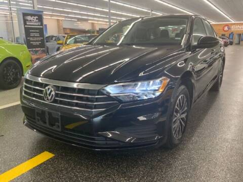 2019 Volkswagen Jetta for sale at Dixie Motors in Fairfield OH