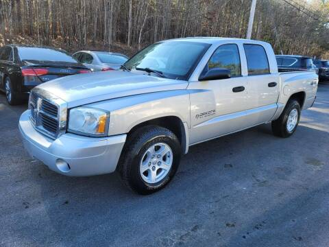2006 Dodge Dakota for sale at GA Auto IMPORTS  LLC in Buford GA