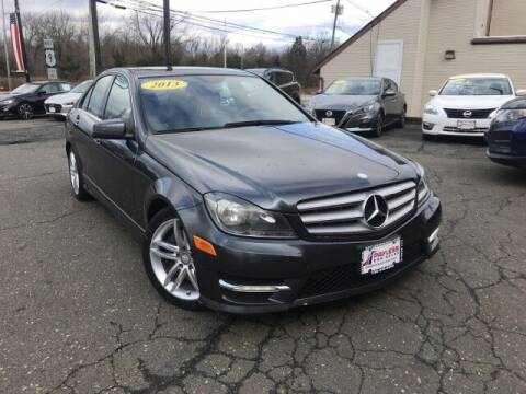 2013 Mercedes-Benz C-Class for sale at Payless Car Sales of Linden in Linden NJ