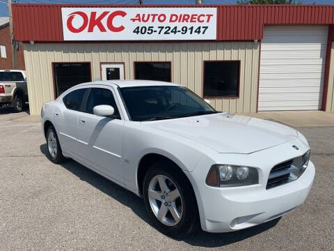 2010 Dodge Charger for sale at OKC Auto Direct in Oklahoma City OK