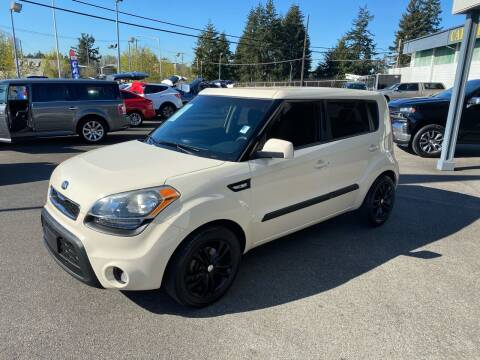 2013 Kia Soul for sale at Vista Auto Sales in Lakewood WA