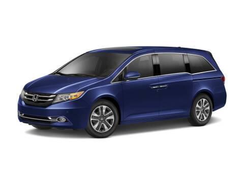 2014 Honda Odyssey for sale at BASNEY HONDA in Mishawaka IN