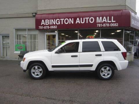 2006 Jeep Grand Cherokee for sale at Abington Auto Mall LLC in Abington MA