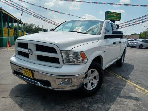 2012 RAM Ram Pickup 1500 for sale at Pasadena Auto Planet in Houston TX