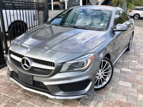 2016 Mercedes-Benz CLA for sale at Unique Motors of Tampa in Tampa FL
