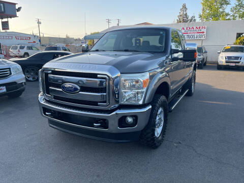 2011 Ford F-250 Super Duty for sale at Adams Auto Sales in Sacramento CA