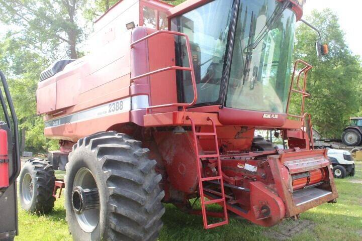 2001 Case IH  2388 Combine MFD for sale at Vehicle Network - Mills International in Kinston NC