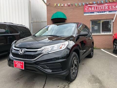 2016 Honda CR-V for sale at Carlider USA in Everett MA