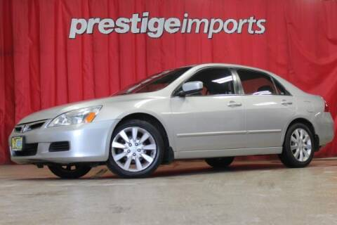 2006 Honda Accord for sale at Prestige Imports in St Charles IL