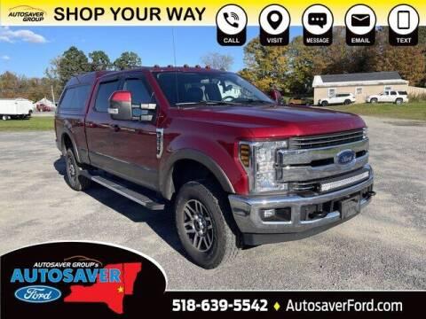 2018 Ford F-350 Super Duty for sale at Autosaver Ford in Comstock NY