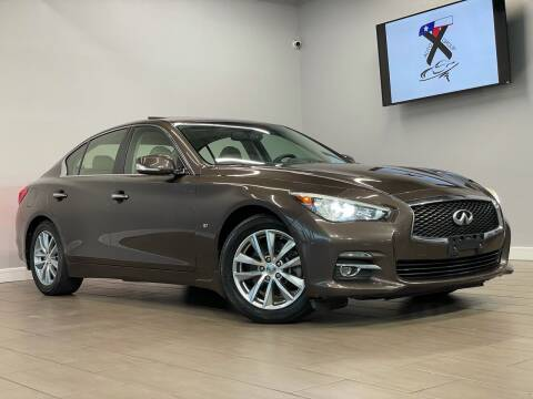 2014 Infiniti Q50 for sale at TX Auto Group in Houston TX