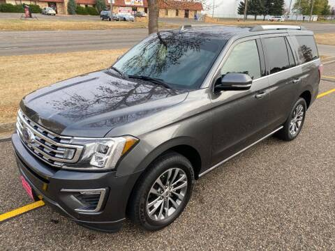 2018 Ford Expedition for sale at BISMAN AUTOWORX INC in Bismarck ND