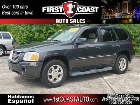 2007 GMC Envoy for sale at 1st Coast Auto -Cassat Avenue in Jacksonville FL