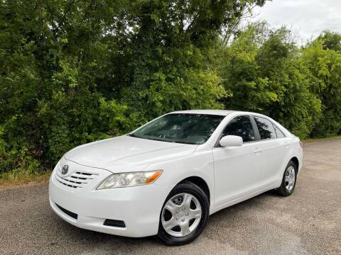 2007 Toyota Camry for sale at Hatimi Auto LLC in Austin TX