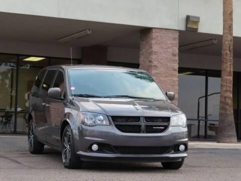 2016 Dodge Grand Caravan for sale at Jay Auto Sales in Tucson AZ