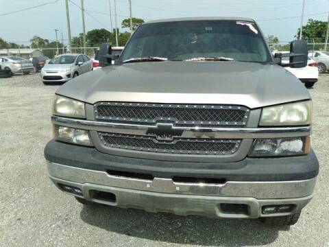 2003 Chevrolet Silverado 1500 for sale at Car Spot Of Central Florida in Melbourne FL