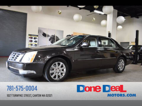 2009 Cadillac DTS for sale at DONE DEAL MOTORS in Canton MA