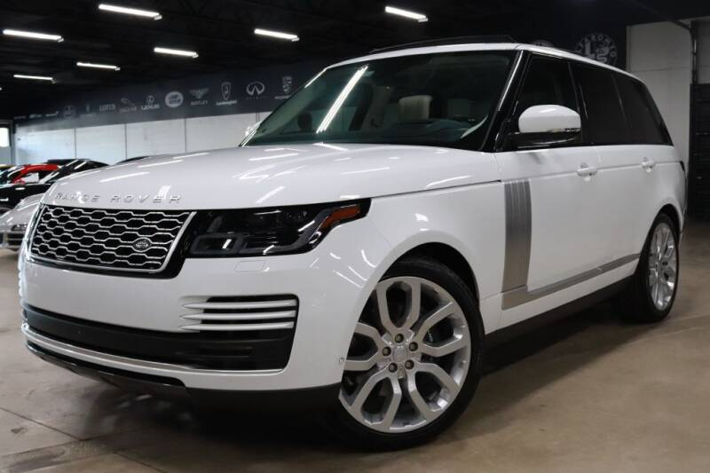 2018 Land Rover Range Rover for sale in Tampa, FL
