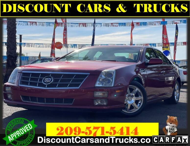2011 Cadillac STS for sale at Discount Cars & Trucks in Modesto CA