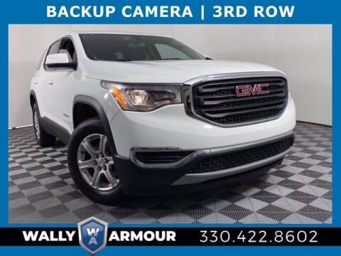 2018 GMC Acadia for sale at Wally Armour Chrysler Dodge Jeep Ram in Alliance OH