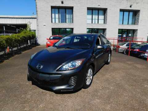 2013 Mazda MAZDA3 for sale at Paniagua Auto Mall in Dalton GA
