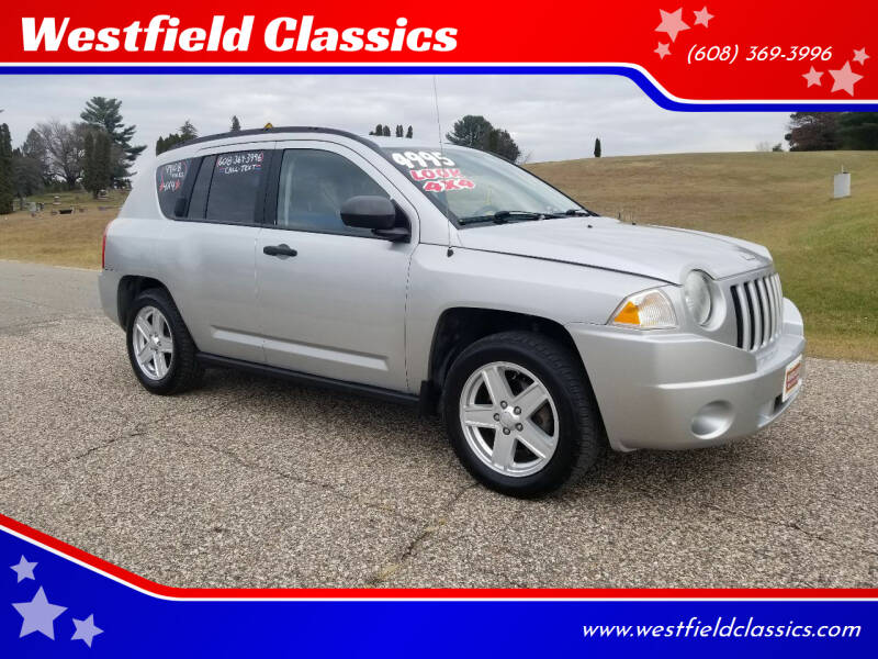 2007 Jeep Compass for sale at Westfield Classics in Westfield WI