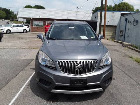 2014 Buick Encore for sale at Auto Villa in Danville VA
