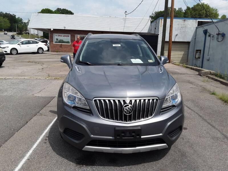 2014 Buick Encore for sale at Auto Villa in Danville VA