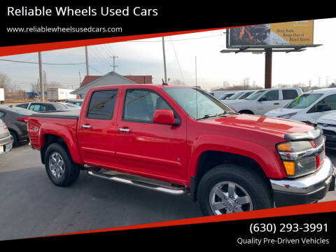 2009 Chevrolet Colorado for sale at Reliable Wheels Used Cars in West Chicago IL