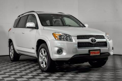 2011 Toyota RAV4 for sale at Chevrolet Buick GMC of Puyallup in Puyallup WA