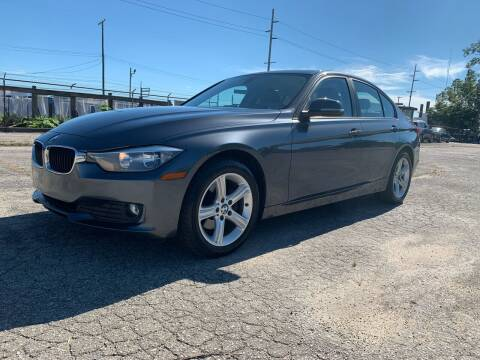 2014 BMW 3 Series for sale at Eddie's Auto Sales in Jeffersonville IN