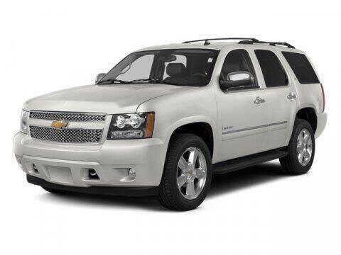 2014 Chevrolet Tahoe for sale at Scott Evans Nissan in Carrollton GA