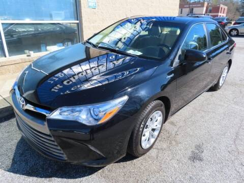 2017 Toyota Camry Hybrid for sale at 1st Choice Autos in Smyrna GA
