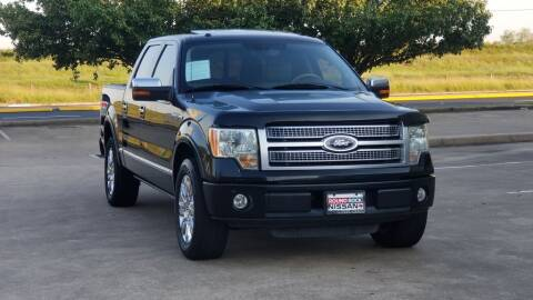 2010 Ford F-150 for sale at America's Auto Financial in Houston TX