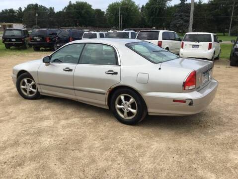 2002 Mitsubishi Diamante for sale at Big Man Motors in Farmington MN